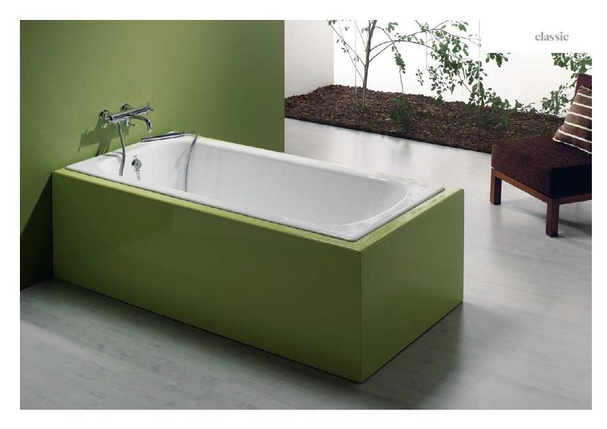 Recor Ванна CLASSIC 180х81