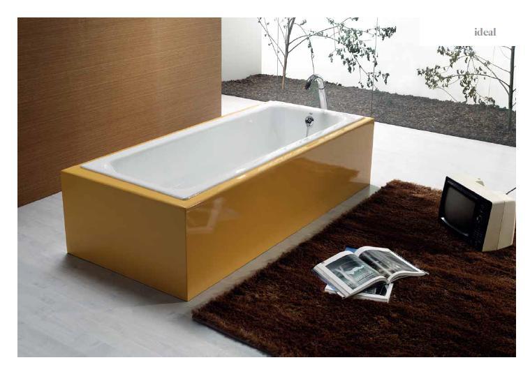 Recor Ванна Ideal