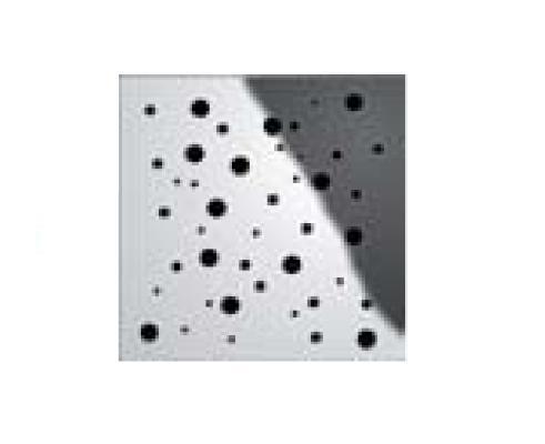 TECE Решетка из полированной стали drops (310 00 01)