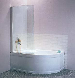 Ravak Шторки для ванн EVSK 1 Rosa