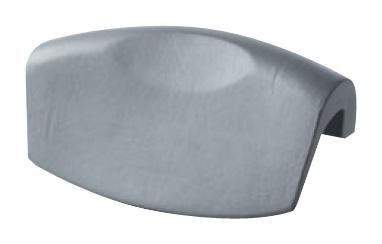 RIHO Подголовник AH 04 Columbia - серебряный (AH04115)