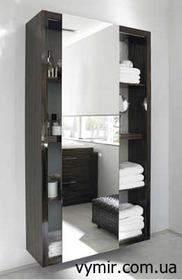 Высокий зеркальный шкаф Duravit 2nd floor 9158