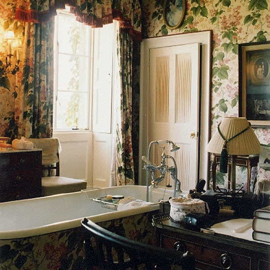викторианская ванная комната, вікторіанська ванна кімната