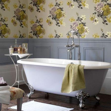 ванна кімната в класичному стилі, ванная комната в классическом стиле