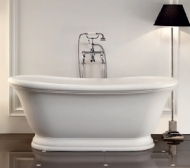 Ванны из композитных материалов или искусственного камня