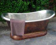Мідна ванна