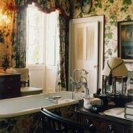 Викторианский стиль в ванной комнате