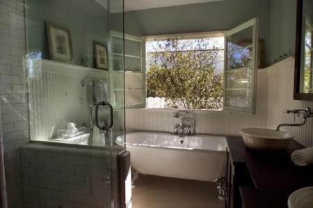 Вікторіанський стиль у ванній кімнаті
