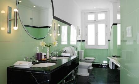 """Останній """"Великий стиль"""" або ванна кімната в стилі Арт-Деко"""