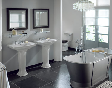 Умывальник Іmperial bathrooms Westminster RD1us010300