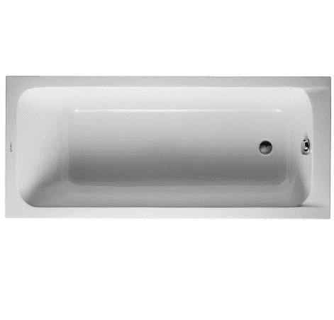 Ванна 160х70 Duravit D-Code 70096