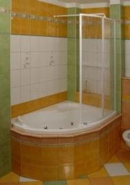 Ravak Шторки для ванн VSK 2 Rosa