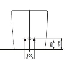 Біде підлогове ТОТО NC/R Series BW761Y