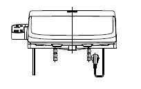 Сидіння для унітазу ТОТО WASHLET EK TCF6402G