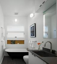 Де розмістити Ваші приналежності для прийняття ванни?