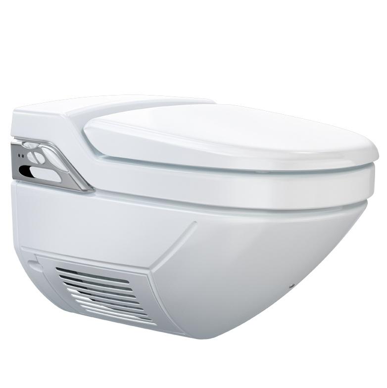 Многофункциональное сиденье с крышкой для унитаза Geberit Aquaclean 8000 Plus (180.100.11.1)