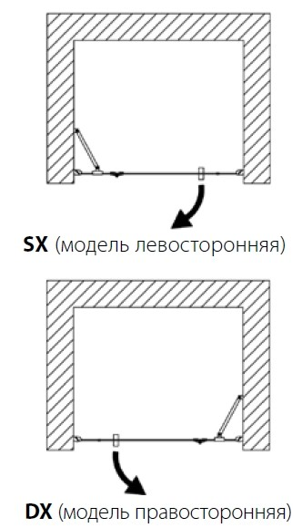Душова кабіна Samo Polaris Design B9432