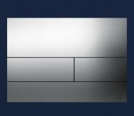 Панель подвійного зливу TECEsquare, метал. хром глянц. 9.240.811