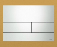Панель подвійного зливу TECEsquare, біла 9.240.812