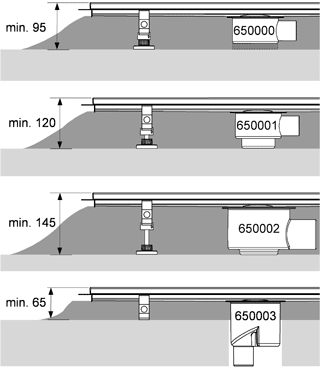TECE Дренажний канал TECEdrainline (6 009 00)