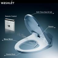 Що таке унітази Washlet?