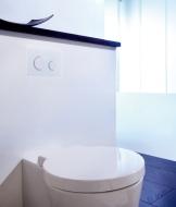Панель змиву для пісуару TECEloop urinal пластикова, пергамон 9.242.601