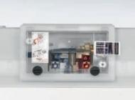 Інсталяція  для консольного унітазу 4 в 1 TECEbase kit 9.400.005  TECEambia хром
