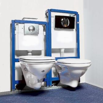 Сантехнічні інсталяції прихованого монтажу