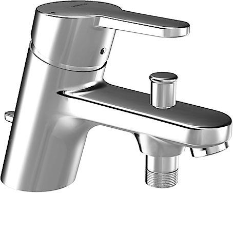 Смеситель для ванны Hansa Prado 01512273
