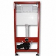 Комплект інсталяції для унітаза Tecebase (модуль+кріплення) 9.400.001