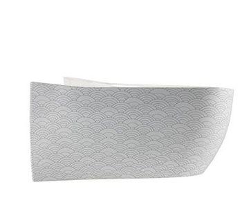 Універсальний керамічний корпус Abito onde grigio YXXL14